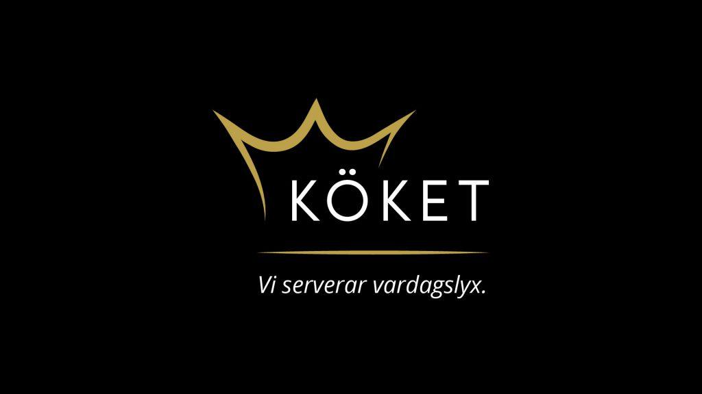 logotyp_koket_svartBG